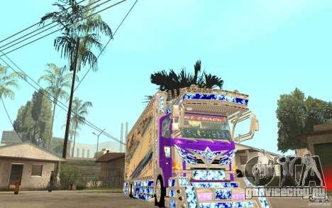ART TRACK для GTA San Andreas вид сзади