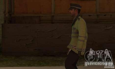 Новый Полицейский для GTA San Andreas четвёртый скриншот