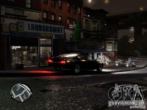 Dodge Interpid V6 для GTA 4 вид слева