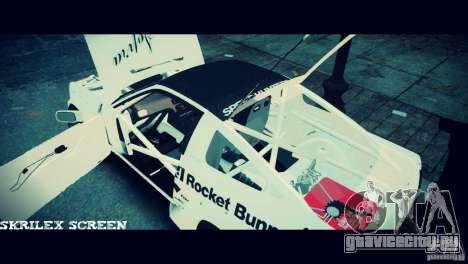 Nissan 380sx BenSpora для GTA 4 вид сбоку