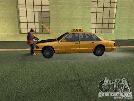 Оживленные места v1.0 для GTA San Andreas шестой скриншот
