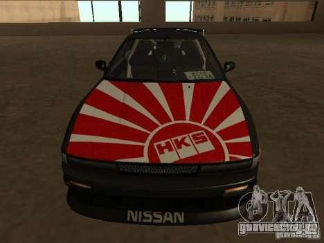 Nissan Silvia S13 JDM для GTA San Andreas