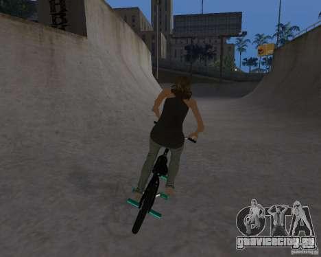 Tony Hawks Emily для GTA San Andreas третий скриншот