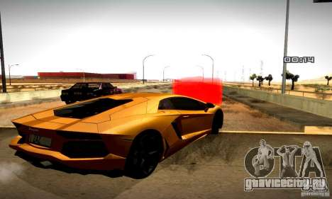 Drag Track Final для GTA San Andreas шестой скриншот