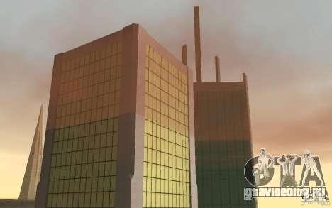 Небоскребы в Сан Фиерро для GTA San Andreas четвёртый скриншот