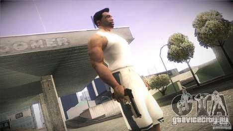 Weapon Pack by GVC Team для GTA San Andreas шестой скриншот