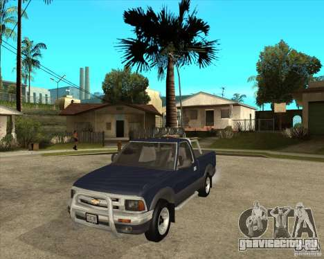 1996 Chevrolet Blazer pickup для GTA San Andreas