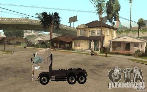 Hino 700 Series для GTA San Andreas вид слева