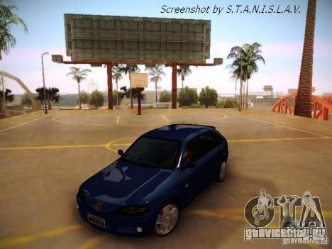 Volkswagen Golf V2.0 Final для GTA San Andreas