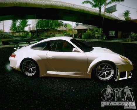 Porsche 911 GT3 для GTA San Andreas вид справа