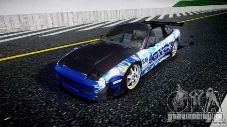 Nissan 240sx Toyo Kawabata для GTA 4