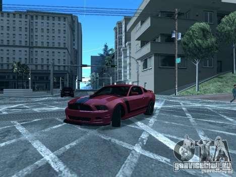 ENB Series By Raff-4 для GTA San Andreas пятый скриншот