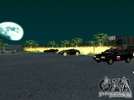 Новый автосалон в Cан-Фиеро для GTA San Andreas четвёртый скриншот
