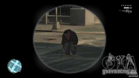 Contagium v1.2b для GTA 4 седьмой скриншот