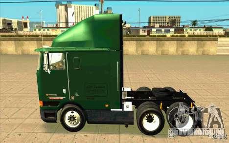 Navistar International 9800 для GTA San Andreas вид слева
