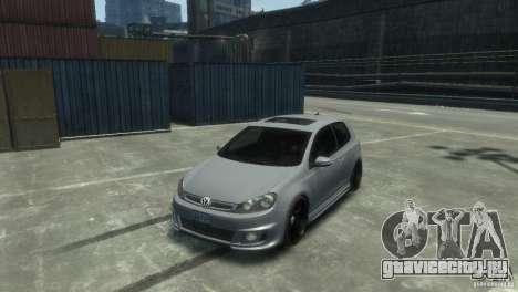 Volkswagen Golf GTI для GTA 4