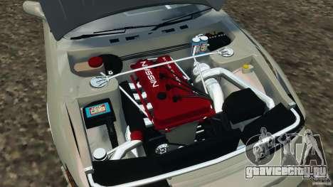 Nissan Silvia S13 DriftKorch [RIV] для GTA 4 вид сбоку