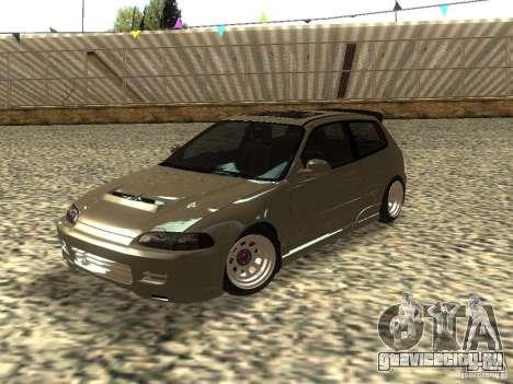 Honda Civic EG6 JDM для GTA San Andreas