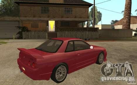 Nissan GTS-T 32 Beta для GTA San Andreas вид справа