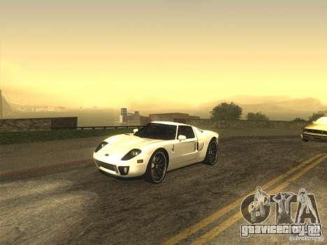 ENB v1 by Tinrion для GTA San Andreas