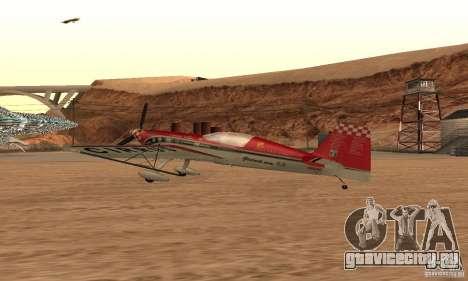 Extra 300L для GTA San Andreas вид слева