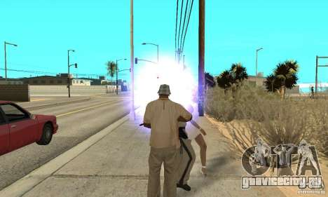 Гипноз в San Andreas для GTA San Andreas седьмой скриншот