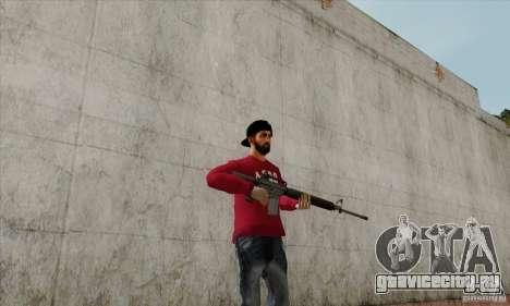 Скин на замену Bmyst для GTA San Andreas второй скриншот
