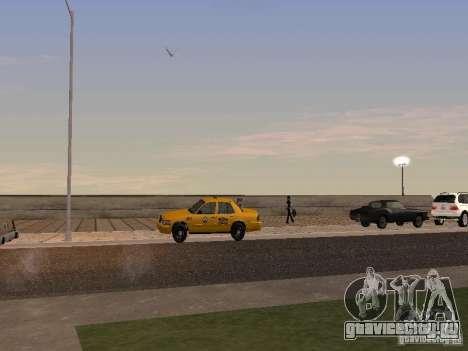 Mega Cars Mod для GTA San Andreas двенадцатый скриншот
