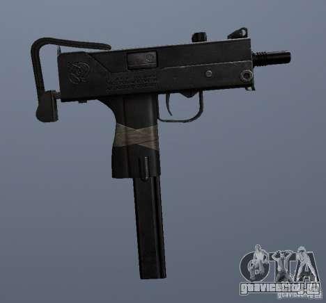 MAC10 для GTA San Andreas четвёртый скриншот