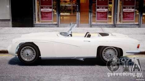 FSO Syrena Sport 1960 для GTA 4 вид изнутри
