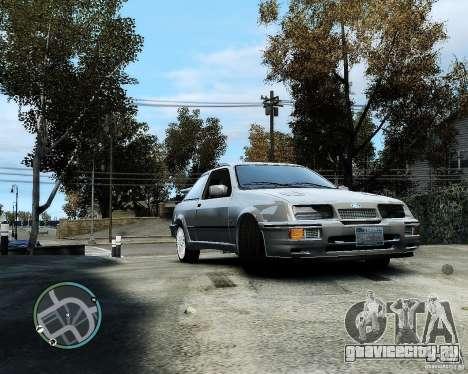Ford Sierra RS500 Cosworth v1.0 для GTA 4