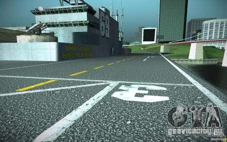 Авианосец V2 Final для GTA San Andreas третий скриншот