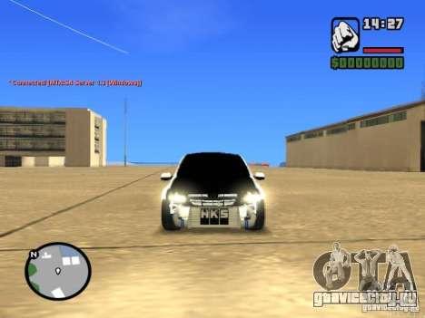 ВАЗ 2190 Гранта JDM style для GTA San Andreas вид справа