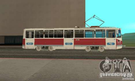 KTM5-2162 для GTA San Andreas