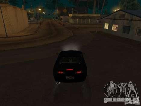 Toyota Supra MKIV для GTA San Andreas вид справа