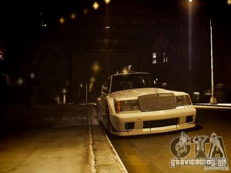 Mercedes 190E Evo2 для GTA 4