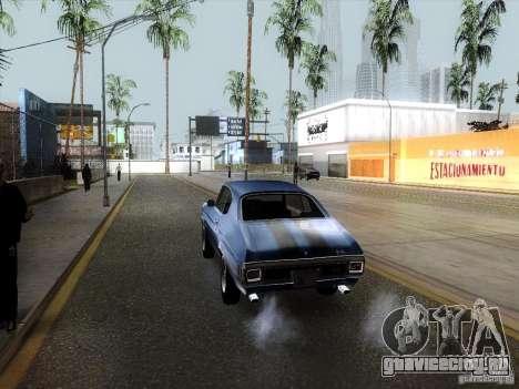 ENBSeries by muSHa для GTA San Andreas