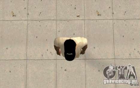 Кепка fox для GTA San Andreas третий скриншот