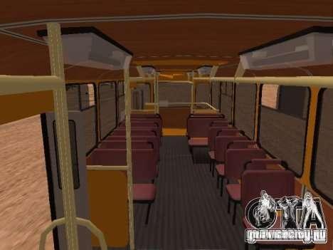 Новые скрипты для автобусов Вер. 2.0 для GTA San Andreas четвёртый скриншот