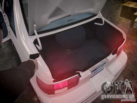 Chevrolet Caprice 1993 Rims 1 для GTA 4 колёса