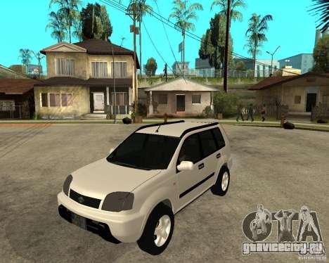 NISSAN X-TRAIL 2001 для GTA San Andreas