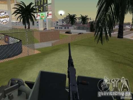 Bottom Feeder для GTA San Andreas вид сзади