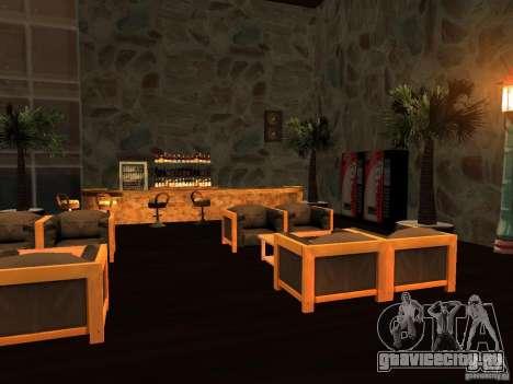 Клуб на воде для GTA San Andreas шестой скриншот