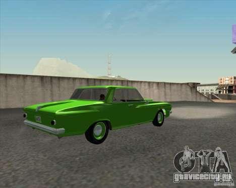 Plymouth Savoy 1962 для GTA San Andreas вид справа