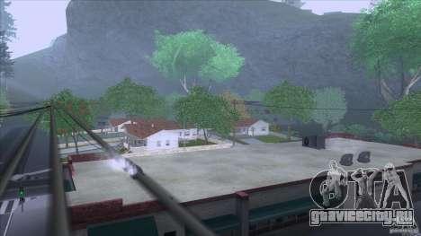 ENBSeries by Allen123 для GTA San Andreas девятый скриншот