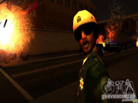 Фикс Лицевых Анимаций для GTA San Andreas второй скриншот