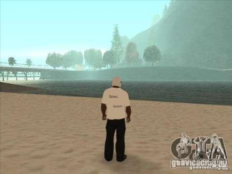 Футболка с изображением Майкла Джексона для GTA San Andreas второй скриншот