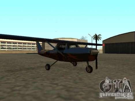 Новый самолёт Dodo для GTA San Andreas вид справа