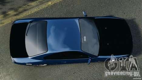Nissan Silvia S15 JDM для GTA 4 вид справа