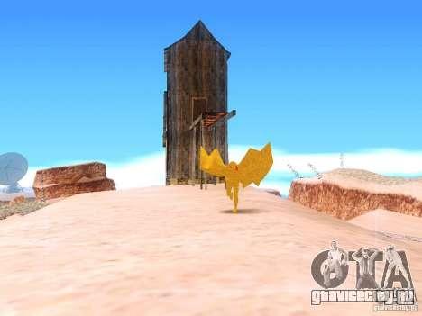 The Mothman для GTA San Andreas третий скриншот